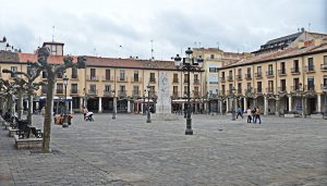 Plaza Mayor de Palencia - RolNaTUR